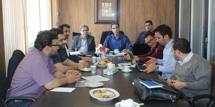 ادامه بررسی و ارزیابی سامانه آسانه در سندیکای صنایع آسانسور و پله برقی ایران برگزار گردید.