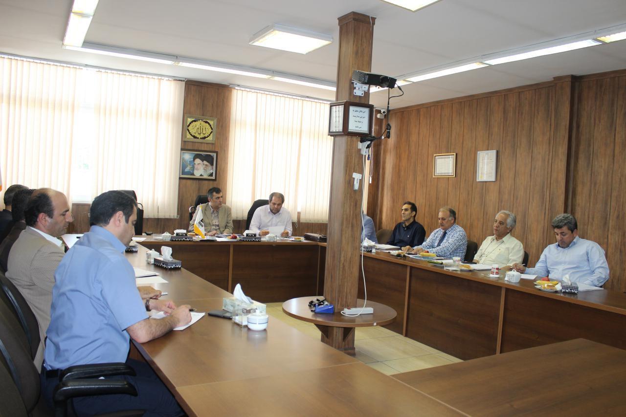 هفتاد و یکمین جلسه هیئت مدیره سندیکای صنایع آسانسور و پله برقی ایران برگزار گردید.