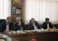 """برگزاری مجموعه جلسات """" برنامه ریزی جهت فعالیت فراگیر صنعت آسانسور در سطح کشور """" در محل سندیکا"""