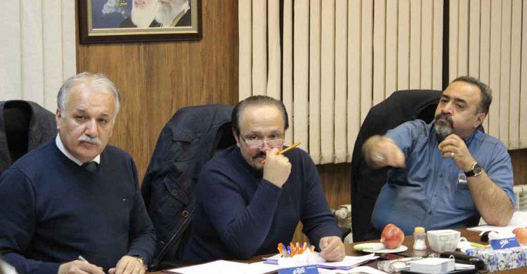 سی و هشتمین جلسه هیئت مدیره سندیکای صنایع آسانسور و پله برقی ایران در روز یکشنبه مورخ ۹۷/۱۰/۱۶ برگزار گردید.