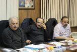 چهل و یکمین جلسه هیئت مدیره برگزار شد(۹۷/۱۱/۱۴)