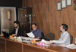 """جلسه هفتم کمیسیون فنی تدوین استاندارد """"سر بکسل ها برای طناب های سیم فولادی"""" مورخ ۹۷/۱۱/۲۷ برگزار شد."""