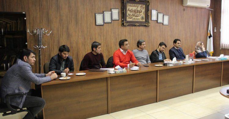 برگزاری جلسه سوم کمیته طرح و برنامه دوره دهم مورخ ۹۸/۱۱/۳۰