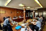 بیست و دومین جلسه هئیت مدیره ی سندیکای صنایع آسانسور و پله برقی ایران وخدمات وابسته