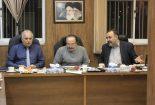 سی و نهمین جلسه هیئت مدیره سندیکای صنایع آسانسور و پله برقی ایران در روز یکشنبه مورخ ۹۷/۱۰/۲۳ برگزار گردید.