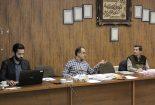 """جلسه چهارم و پنجم  بررسی پیشنویس استاندارد """"سربکسل ها برای طناب های سیم فولادی""""  در روزهای شنبه مورخ ۲۹/۱۰/۹۷ و ۰۶/۱۱/ ۹۷ برگزار شد."""