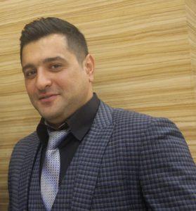 رضا زادمهدی